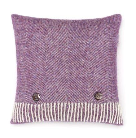 Kudde - Herringbone Lavender