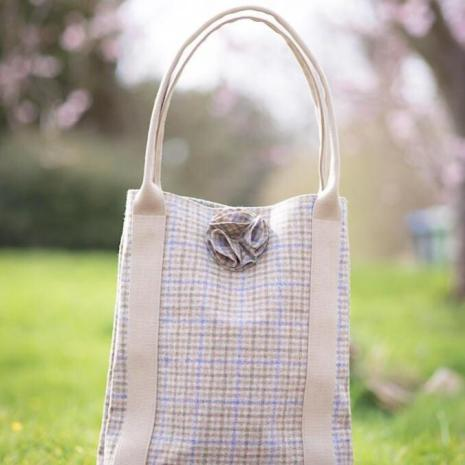 Shoppingbag - Kate Loch Heather