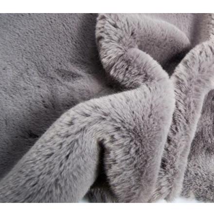 Syntetpäls - Light grey Mink