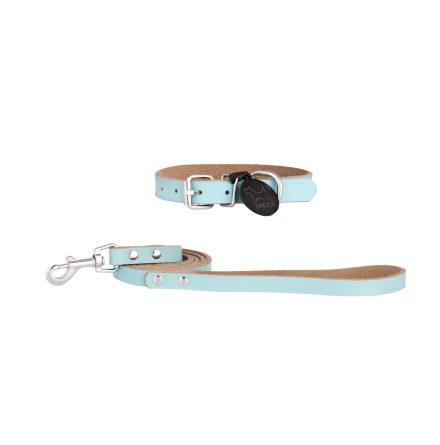 MORWENNA koppel & halsband, Aquagrön