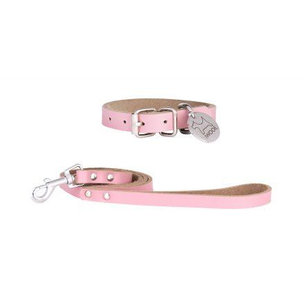 MORWENNA koppel & halsband, Pink