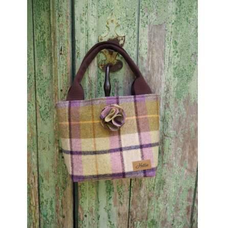 Handväska - Hettie Gargrave Lilac