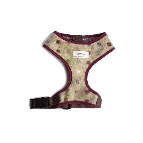 Harness - Scooby Multispot Lime